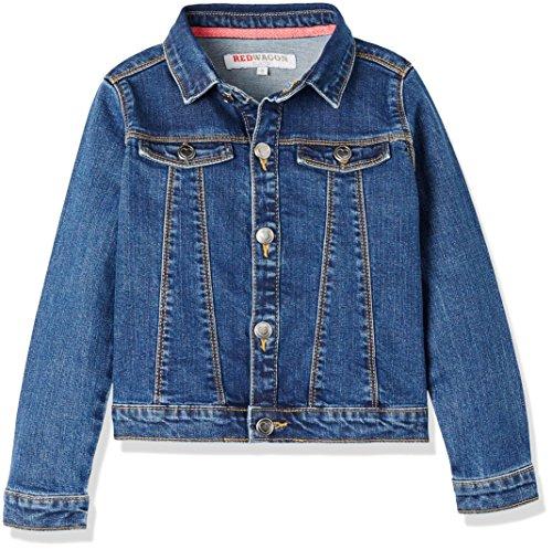 RED WAGON Veste en Jean Fille  Amazon.fr  Vêtements et accessoires fdbb9fb2a09