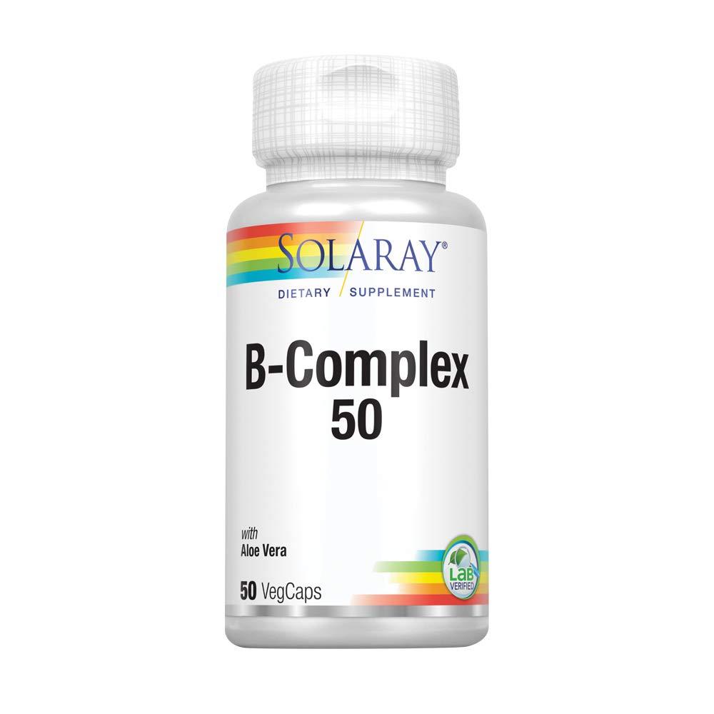 Solaray B-Complex 50 product image