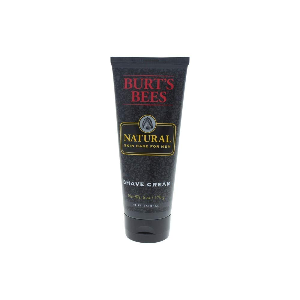 Burt's Bees Men's Shave Cream-6 oz (Pack of 4) by Burt's Bees