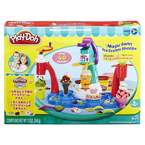 Play-Doh Magic Swirl Ice Cream Shoppe