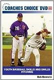 Youth Baseball Skills and Drills: Pitching