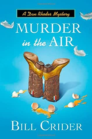 book cover of Murder in the Air