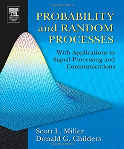 amazon com probability and random processes with applications to rh amazon com