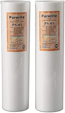 1 Micron Water Filter White Water Purifier 10 inch Sediment PP Cotton TO