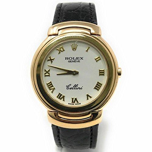 Rolex Cellini swiss-quartz womens Watch 6622 (Certified Pre-owned)