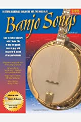 Banjo Songs Book (with 2 Audio CDs) Paperback
