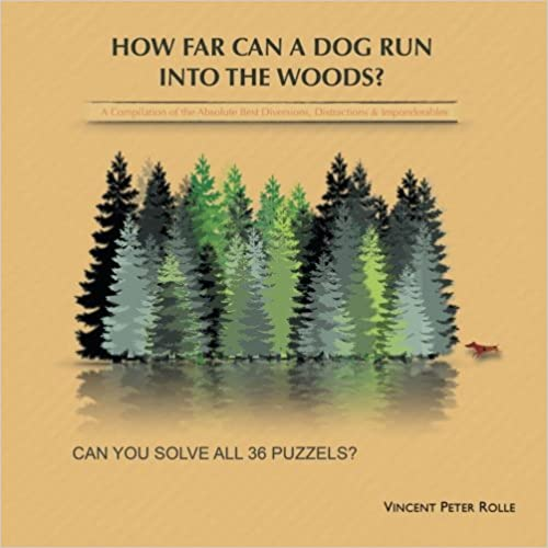 How Far Can a Dog Run Into the Woods?