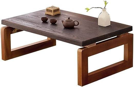 Muebles y Accesorios de jardín Mesas Mini Madera hogar Plegable ...