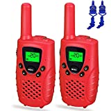 Toys for 7-8 Year Old Girls, Cooco Long Range Two-Way Radios for Adult Boys Toys Age 3-12 Gifts for...
