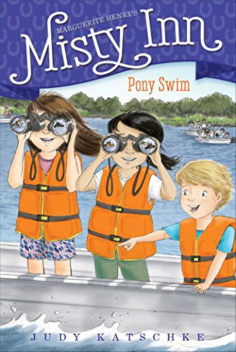 Pony Swim (6) (Marguerite Henry's Misty Inn)