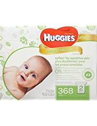 Huggies Natural Care Wipes, Fragrance Free, 368 Count BOBEBE Online Baby Store From New York to Miami and Los Angeles