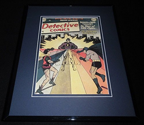 Detective Comics #184 Framed 11x14 Repro Cover Display