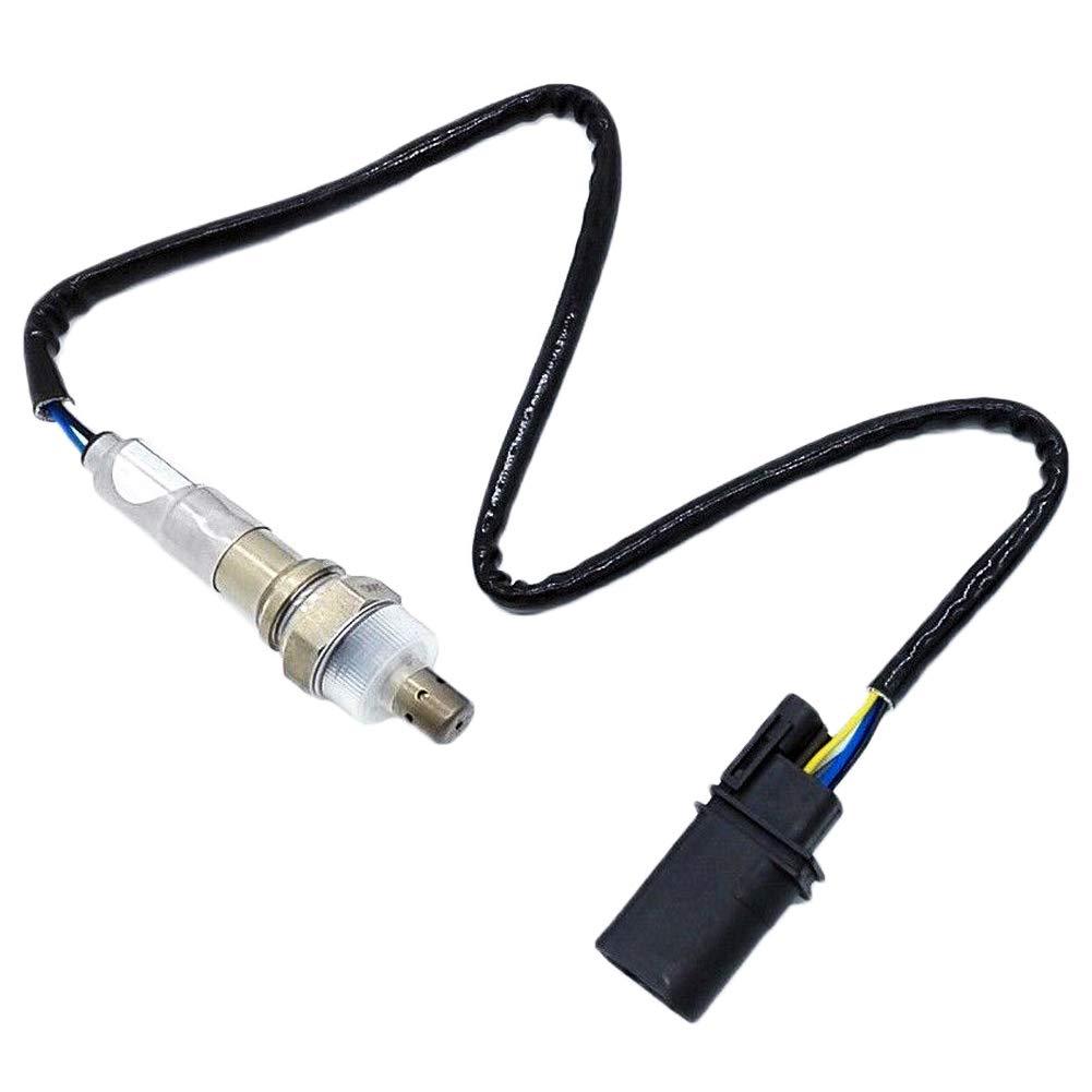 OKAY MOTOR 5 Wires Front Oxygen Sensor for Audi A4 Quattro Q5 A5 A6 Quattro 3.2L V6