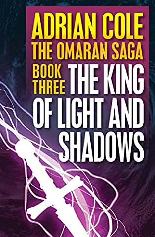 book cover of The King of Light and Shadows
