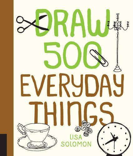 500 things to draw - 3