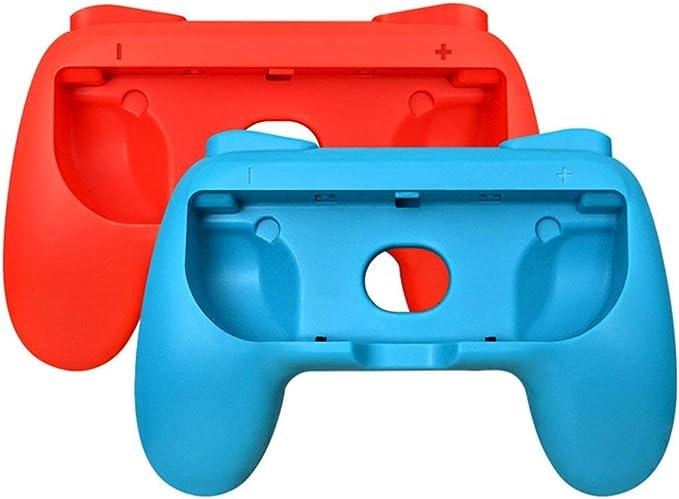 Juego de 2 soportes para mandos de consola de Nintendo Switch, izquierdo y derecho, para mando de juego Joy-Con: Amazon.es: Bricolaje y herramientas