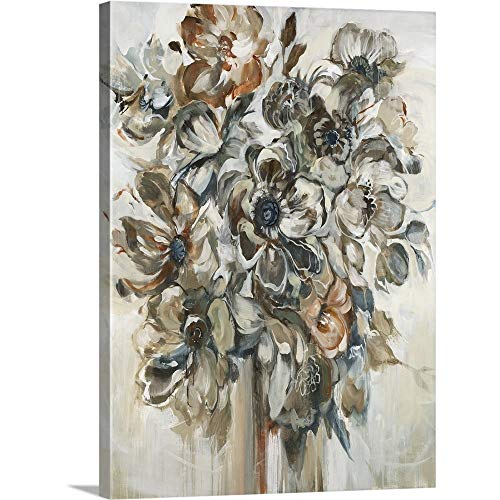 GREATBIGCANVAS Gallery-Wrapped Canvas Entitled Wild at Heart by Liz Jardine 36