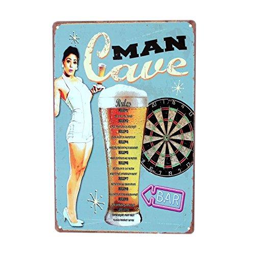 Man Cave Pub Sign - 7