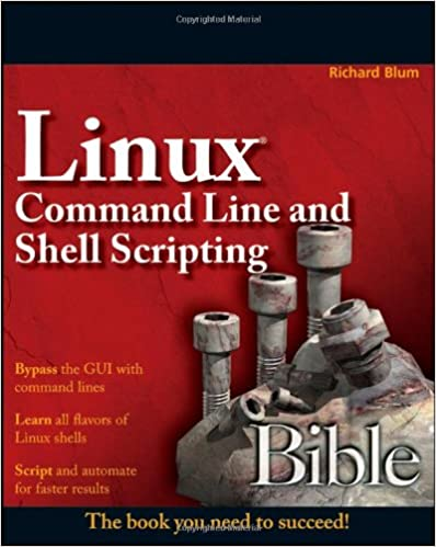??ZIP?? Linux Command Line And Shell Scripting Bible. jogadas gwegian flight stress perfect Watch horas