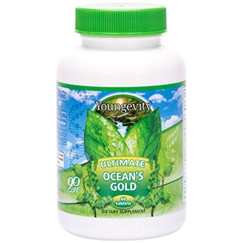 Ancient Legacy Oceans Gold   60 Caplets By Youngevity