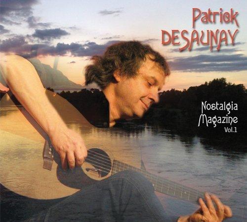 CD : Patrick Desaunay - Nostalgia Magazine, Vol. 1 (CD)