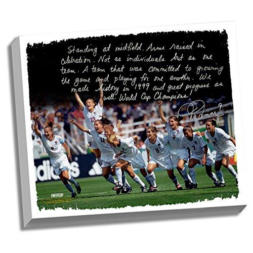 Mia Hamm World Cup - 9