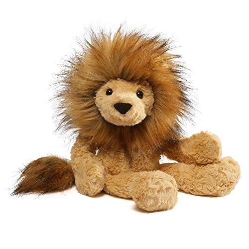 GUND Ryder Lion Take Along Stuffed Animal Plush, Tan, 15