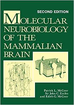 Molecular Neurobiology Of The Mammalian Brain 9780306425110