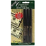 Dri-Mark Money Counterfeit Bill Detector Pen for Use w/ U.S. Currency, 3/Pack