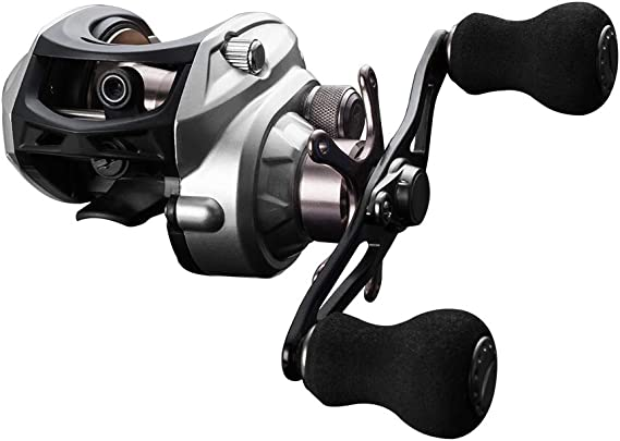 Kingdom Baitcasting Fishing Reel - Lightweight and Smooth