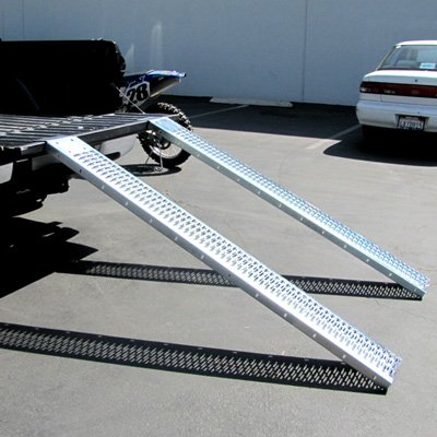 Atv Truck Ramps >> Amazon Com Atv Load Ramps Atv Truck Ramps Quad Ramp Lawn Mower All