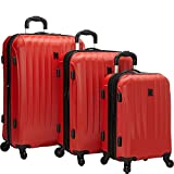 it luggage Air 360 3-Piece Set, Fiery Red
