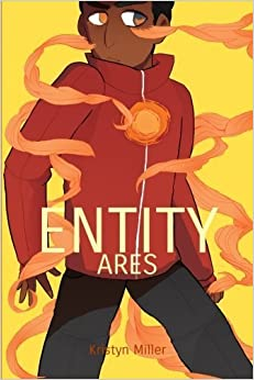 Entity: Ares (Volume 1) by Kristyn Miller (2015-10-24)
