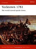 Yorktown 1781, Brendan Morrissey, 1855326884