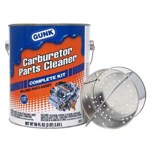 Gunk CC3K Carburetor & Parts Cleaner with Drip Basket - 96 fl. oz. product