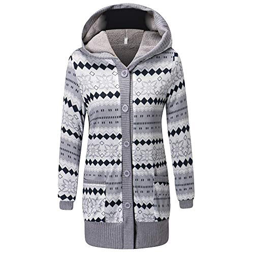 NRUTUP Outwear for Women Winter, Womens Cotton Coat