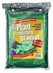 Easy Gardener Plant Protecting Blanket, Green, 10-Feet by 20-Feet