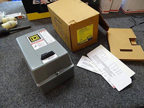 Square D 8536SAG12V06 Magnetic Motor Starter NEW from Square D