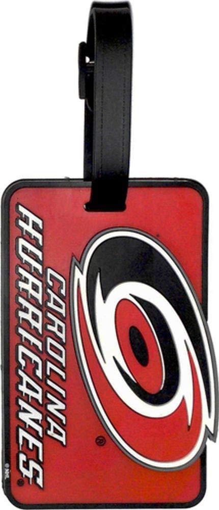 Carolina Hurricanes – NHL Soft Luggageバッグタグ B003NQC5EM