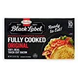 Hormel Black Label Fully Cooked Bacon, 2.52