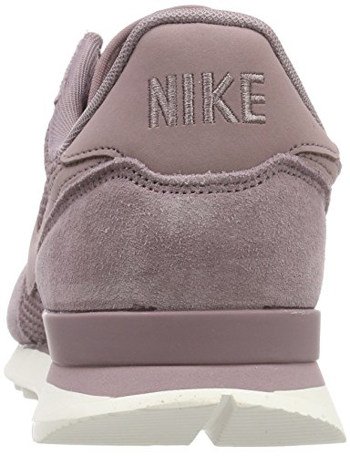 Nike Baskets gristaupe Violet Internationalist voile Femme Prm W qCxqwTH