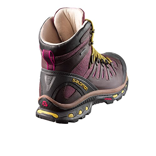 Salomon Noir Gore Boots Walking Women's Bitter Pinot 2 Ltr SS17 Maize Quest Choc Tex Origins rqtxBrvS
