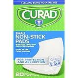 Curad Non-Stick Pads, 2 x 3-Inch, 20 Count