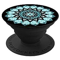 PopSockets: Agarre plegable y soporte para teléfonos y tabletas - Peace Mandala Sky