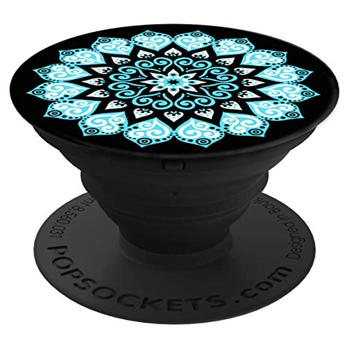 Popsocket - Peace Mandala Sky Grip And Stand For Mobile Devi