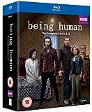 Being Human: Season 1-3 Box Set [Blu-ray] [Import]