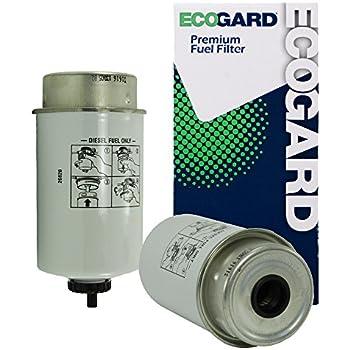 ecogard xf65299 diesel fuel filter premium. Black Bedroom Furniture Sets. Home Design Ideas