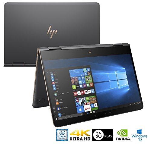 HP Spectre x360 15-bl152nr 8th Gen Core i7-8550U, 512GB SSD 15.6