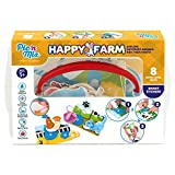 Picnmix Happy Farm Educational and Learning Puzzle Game and Toy for 3 year olds to 7 year olds …
