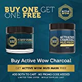 Active Wow Teeth Whitening Charcoal Powder Natural Variant Image